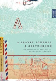 Travel+Journal+&+Sketchbook