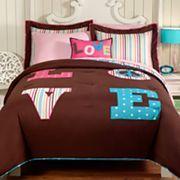 Love Comforter Set & More