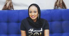 Fati Washa looked breath takingly beautiful in a new photo she posted.