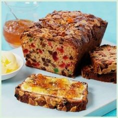 The best fruit cake you'll ever eat.. Hmm, worth a try..