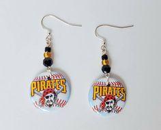 Pittsburgh Pirates Earrings