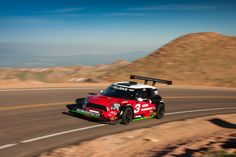 2013 Pikes Peak Hill Climb Practice Day 4 Photo Gallery - Autoblog