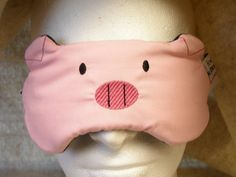 Embroidered Eye Mask for Sleeping Cute Sleep Mask for Kids