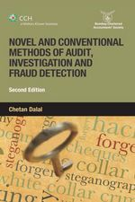 """A Practical Handbook that fully explains through case studies & pictures how to detect frauds during the course of audits & investigation. Simple to complicated tools and audit techniques to detect white collar crime and financial fraud/irregularities"""