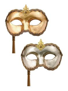 "https://11ter11ter.de/59373358.html Venezianische Stabmaske ""Neutro con spilla"" in verschiedenen Farben #11ter11ter #Maske #Venezianisch #Glanz #Gesicht #Mask #Venezia #Oper #Theater #Stab"