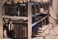 Chinese Police seize crypto mining rigs over electricity theft charges - Ethereum Mining Rig - Ideas of Ethereum Mining Rig - Chinese Police seize crypto mining rigs over electricity theft charges Bitcoin Mining Hardware, Bitcoin Mining Rigs, What Is Bitcoin Mining, Bitcoin Miner, Ethereum Mining, Mining Pool, Service Public, Crypto Mining, Mining Equipment