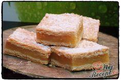 Jemný cuketový koláček | NejRecept.cz German Desserts, Easy Desserts, Czech Recipes, Ethnic Recipes, Deutsche Desserts, Banana Oatmeal Pancakes, Brownie Bar, Apple Slices, Apple Cake