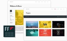 Creative #WordPress #Portfolio Theme - www.wpchats.com