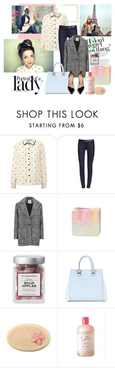 """Blogger Style/Zoella"" by lushxoxo ❤ liked on Polyvore featuring Inez & Vinoodh, Orla Kiely, Tory Burch, ONLY, Victoria Beckham, Witchery, modern, classic and natural"
