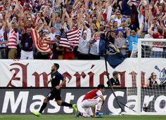¡Costa Rica fuera de la Copa América Centenario!