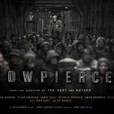 Snowpiercer International Quad Poster -- Director Joon-ho Bong makes his English-language debut with this thriller about a train carrying the survivors of a global Ice Age. -- http://wtch.it/5n3dH