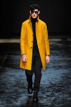 Oliver Spencer | Londres | Inverno 2015 RTW