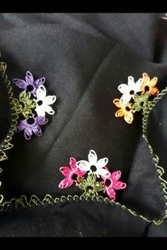 Needle Lace, Chrochet, Hand Embroidery, Jewelry, Crochet Flowers, Lace, Embroidered Clothes, Death, Appliques