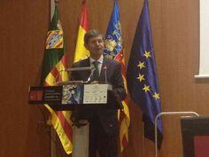 Alfonso Bataller alcalde de Castelló, habla de la importancia del Evento