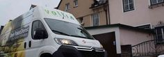 Schachinger Logistik using Voltia all electric zero emission Vans