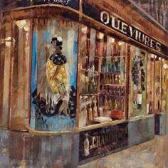 Posterazzi Gourmet Shop Canvas Art - Noemi Martin (24 x 24)