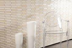 ANTIQUE by Mosaiker.  White.  - Urban Edge Ceramics, Melbourne