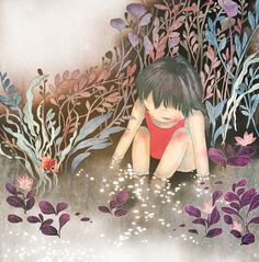 Book illustration - Ocean Dream by Khoa Le Leo Lionni, Children's Book Illustration, Book Illustrations, Freelance Illustrator, Cute Drawings, Book Design, Book Art, Street Art, Character Design