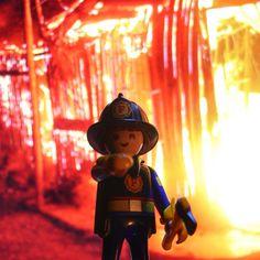 #fire #firefighter #playmobil #toys