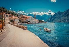 Wälder, schwarze Berge und traumhafte Strände - das alles macht Montenegro aus. Das Balkanland gehört zu den schönsten Perlen der Adria. Lernt es kennen!