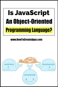 JavaScript is no doubt one of the most popular programming languages today as it is used almost everywhere. Looking at the reception JavaScript received from… Computer Programming Languages, Coding Languages, Computer Coding, Computer Science, How To Create Apps, Coding For Beginners, Object Oriented Programming, Programming Tutorial, Best Online Courses