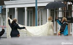 Elizabeth Mitchell - Behind the scenes of 4 * 7. #Ouat, 23 september 2014