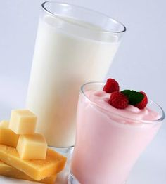Skim milk & nonfat dairy products are a good source of fat burning food.