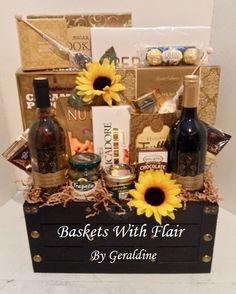 Harvest Feast Gourmet Gift Basket