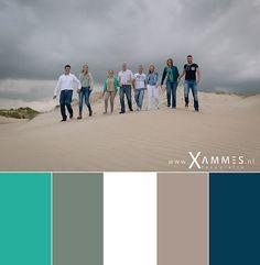 Kledingtips kleuren fotoshoot www.xammes.nl