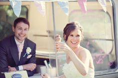 Www.betsysemporium.com Www.facebook.com/betsyicecream   Cher and will wood borough hall.  #bedford #ca #vintage #icecream #wedding