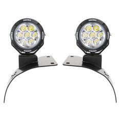 """'18-20 Jeep JL / '20 Jeep Gladiator Cowl Light Kit (With 4.7"""" CG2 Ligh – Vision X Off-Road Gladiator Armor, Jeep Gladiator, Jeep Jl, Off Road Racing, Jeep Accessories, Cannon, Offroad, Cowl, Take That"""