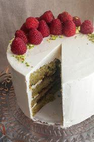 Sweet Treats: pastry, photography, life: GF Pistachio Raspberry Cake & FBS 2014 Recap