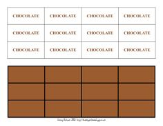Chocolate fractions use this worksheet with the hersheys fractions 3 6 free resources hersheys fraction book chocolate pieces maxwellsz