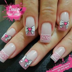 Fabulous Nails, Perfect Nails, Nail Polish Crafts, French Tip Nails, Creative Nails, Cool Nail Designs, Love Nails, Nail Arts, Manicure And Pedicure