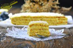 z cukrem pudrem: ciasto Rafaello (bez pieczenia)
