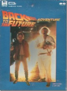 Back to the Future (Msx 2 Cover) Super Nintendo, Back To The Future, Baseball Cards, Adventure, Retro, Culture, Cover, Games, Neo Traditional