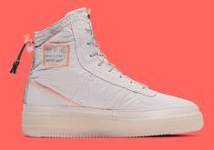 Air Force 1 High, Nike Air Force, High Top Sneakers, Sneakers Nike, Air Jordan 3, Gore Tex, Shells, Women, Nike Tennis