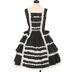 Innocent World ☆ ·. . · ° ☆ Noble jumper skirt https://www.wunderwelt.jp/products/%EF%BD%97-13671 ☆ ·.. · ° ☆ How to order ☆ ·.. · ° ☆ http://www.wunderwelt.jp/user_data/shoppingguide-eng ☆ ·.. · ☆ Japanese Vintage Lolita clothing shop Wunderwelt ☆ ·.. · ☆