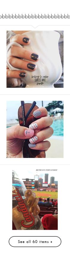 """""""bbbbbbbbbbbbbbbbbbbbbbbbbbbbbbbbbhhhhhhh"""" by wittyusername101 ❤ liked on Polyvore featuring beauty products, nail care, nail polish, manicure tools, nail treatments, jewelry, rings, signet ring, makeup and accessories"""