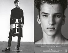<p>See the d' management F/W 2016 Show Package Milan (Men)</p>