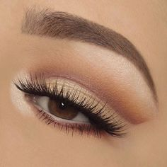 Light cut crease using modern renaissance palette by Anastasia Beverly Hills