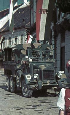 Defence Force, Austro Hungarian, Cold War, Troops, Military Vehicles, Ww2, Monster Trucks, Army, History