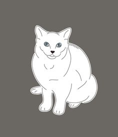 Unique pet portraits for you and your furry friend Dog Line Art, Dog Artist, Cat Illustrations, Unique Animals, Cat Drawing, Custom Art, Pet Portraits, Cat Art, Cat Lovers