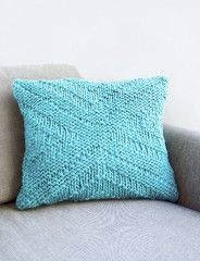 Beginner Knitting Kit - Teal Chunky Merino Wool Pillow Case Cover, chunky wool, yarn love, All need to DIY, handmade with love. Happy knitting. Easy knit up. Chunky wool. Makers knitting kit.