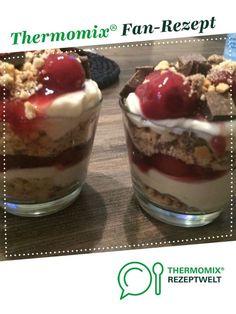 Prinzendessert von Blumenwiese75. Ein Thermomix ® Rezept aus der Kategorie Desserts auf www.rezeptwelt.de, der Thermomix ® Community.