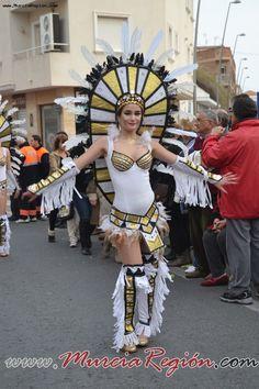 Carnaval Santiago de la Ribera, San Javier, Murcia, España