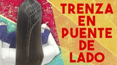 Colorin TV Tv, Hair Styles, Youtube, Fashion, Updos, Child Hairstyles, School Hairstyles, Plaits Hairstyles, Bridges