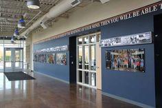 Image result for high school hallway design