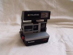 Polaroid Sun 600 LMS Instant Camera by TroutsAntiques on Etsy, $28.00