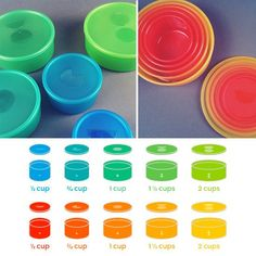Portion control Dish Set: Perfect to take with you for your work lunch. Or use at home for portion discipline! Get Healthy, Healthy Tips, Healthy Choices, Healthy Food, Healthy Lunches, Healthy Cooking, Healthy Recipes, Fitness Diet, Health Fitness